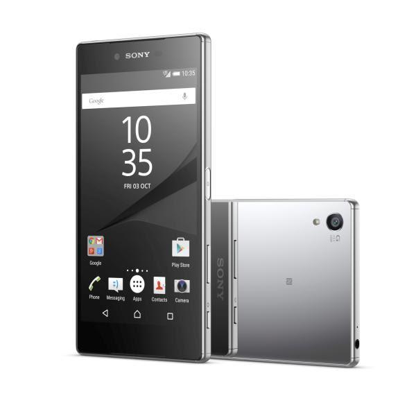 Sony Xperia Z5 Premium: ufficiale il primo smartphone 4K al mondo (foto e video)