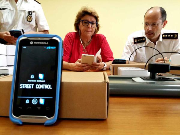 street control roma - 1