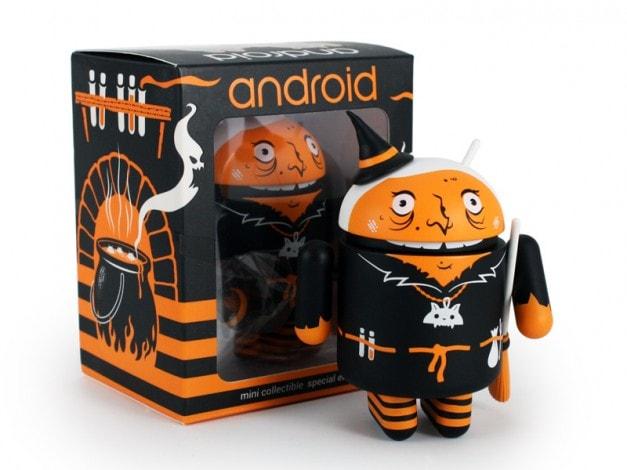 Android strega verrucosa - 4