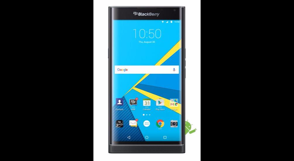 BlackBerry Priv carphone warehouse – 5