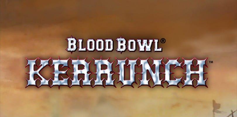 Il football americano si tinge di sangue in blood bowl - Blood bowl gioco da tavolo recensione ...