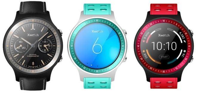 Bluboo Xwatch - 1