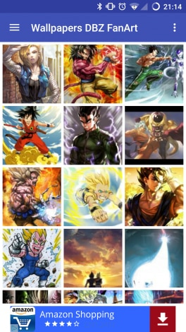 DBZ Wallpapers FanArt (1)