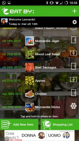 EatBy Smart Kitchen App  (1)