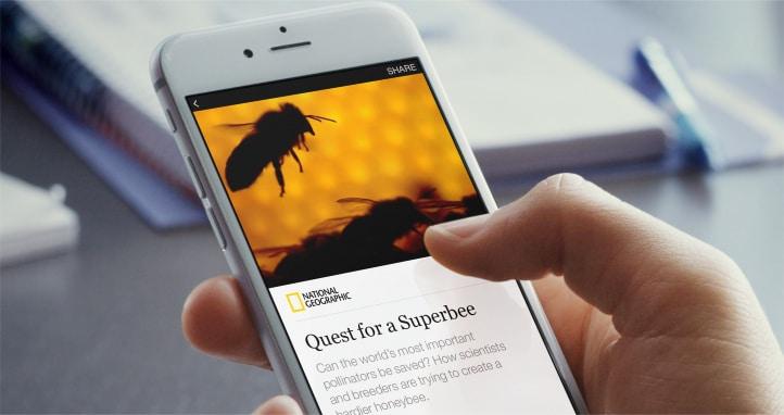 Gli Instant Articles di Facebook escono dagli USA e arrivano in India