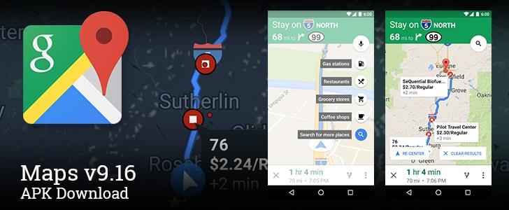 Google Maps ricerca sul percorso - 9