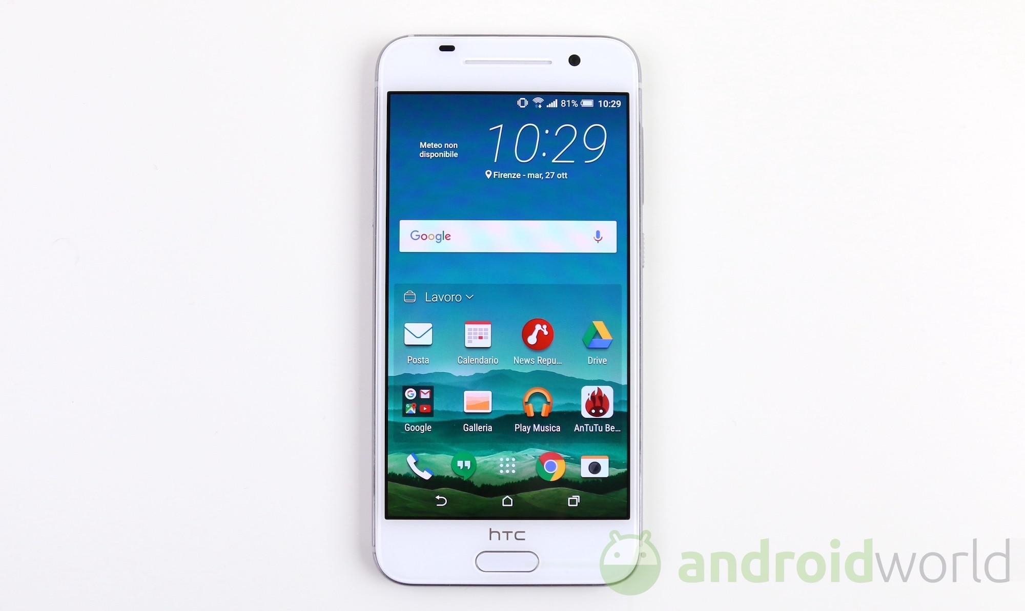 HTC One A9 – 1