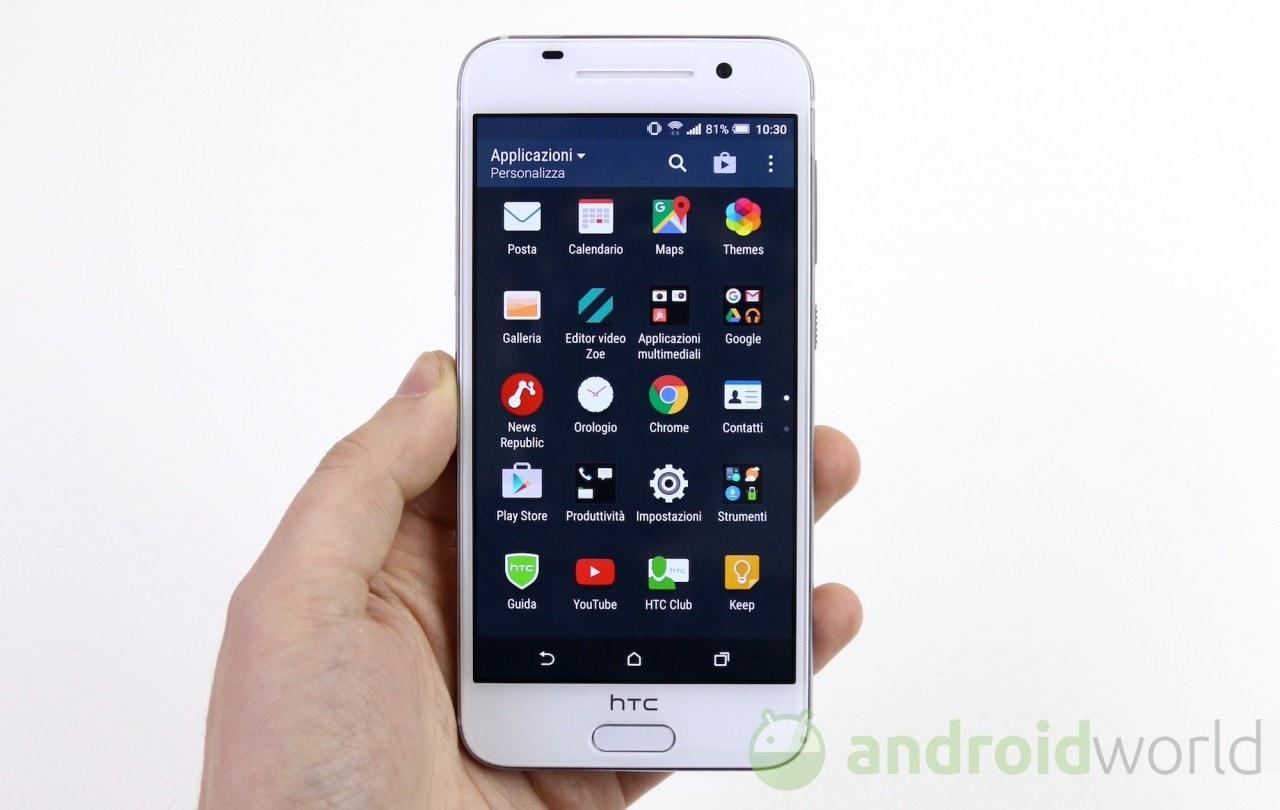HTC One A9 Europa in offerta a 459€ con spedizione inclusa (e scende anche Nexus 5X)