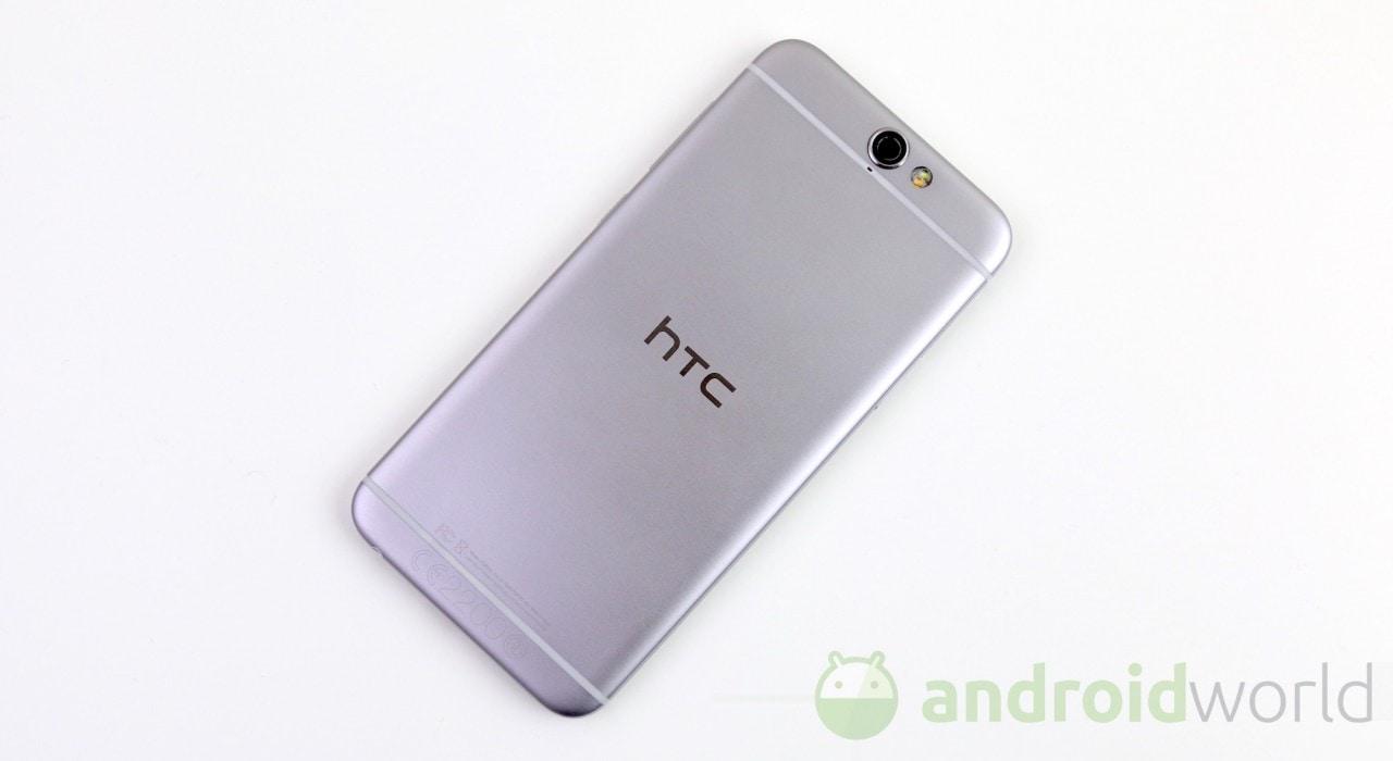 Marshmallow per HTC One A9 arriva finalmente in Italia