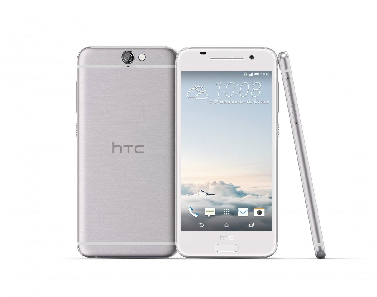 HTC One A9: ecco tutti gli sfondi pronti da scaricare (foto)
