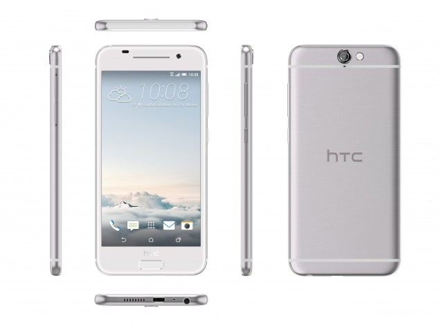 HTC One A9 render - 8
