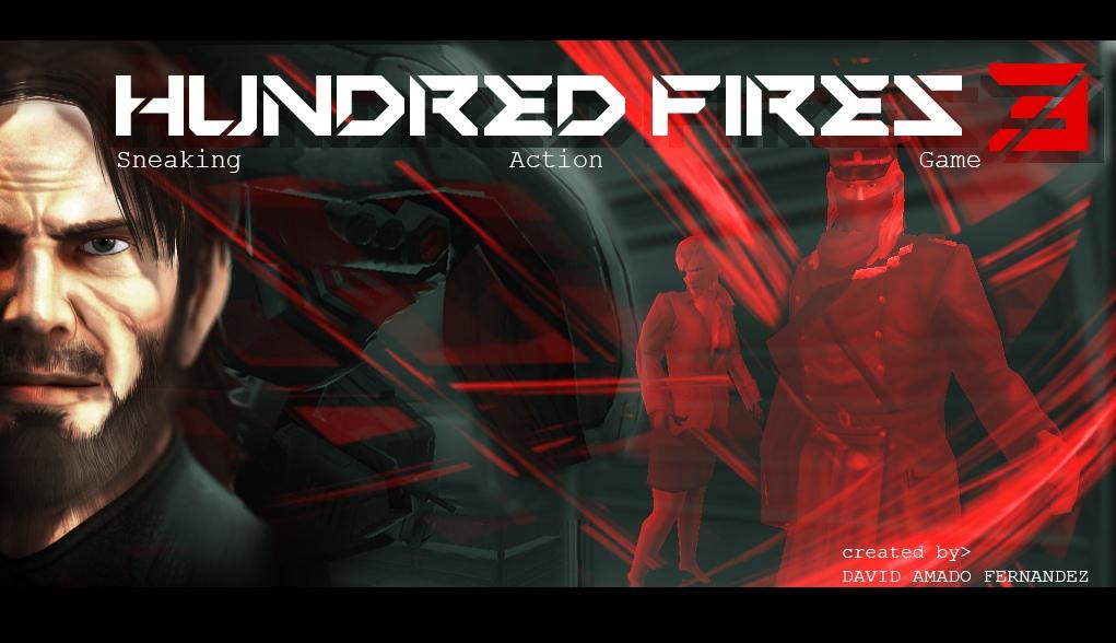 Disponibile HUNDRED FIRES 3, il capitolo finale della saga che omaggia Metal Gear