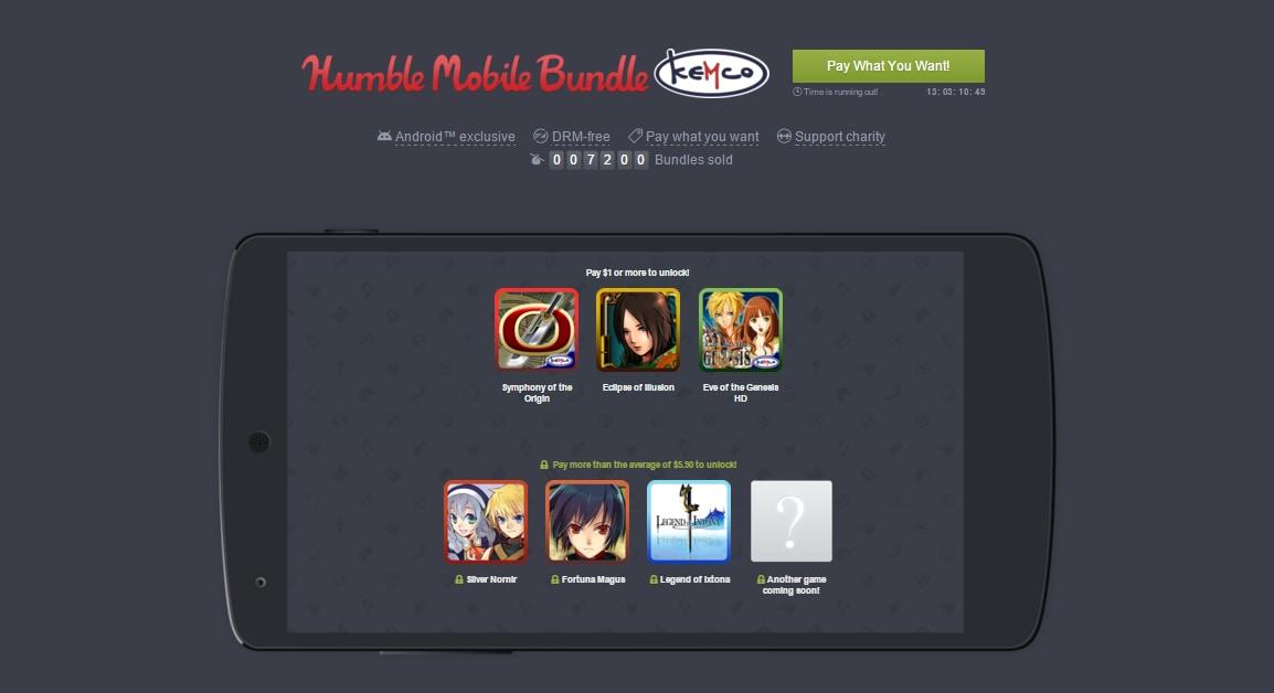Humble Mobile Kemco