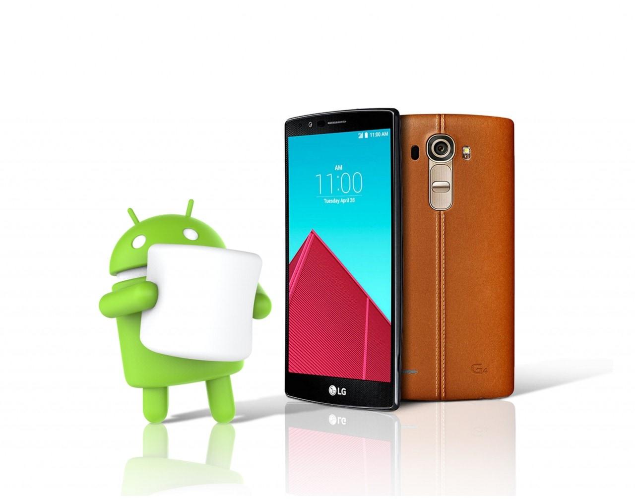 Scaricate il nuovo aggiornamento v20B per LG G4 con Android 6.0 Marshmallow! (guida e download)