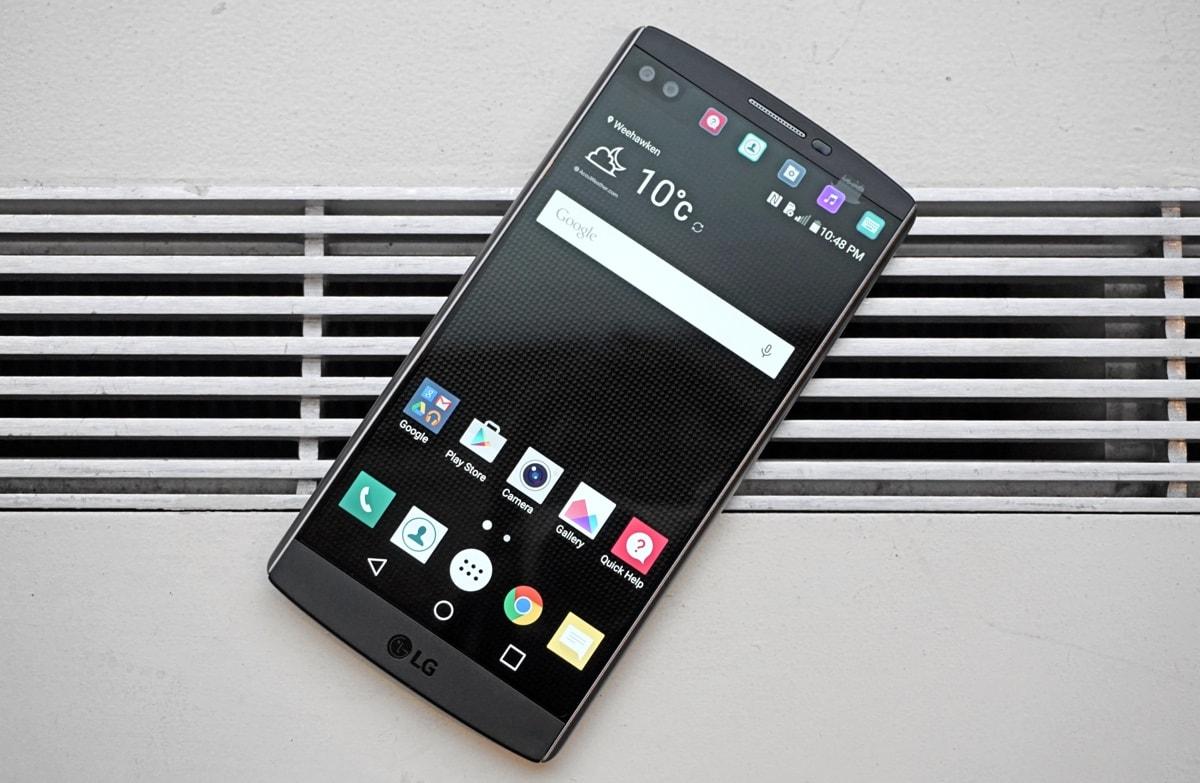 LG V35 ThinQ sarà il prossimo top gamma dopo G7: pare sia senza notch!