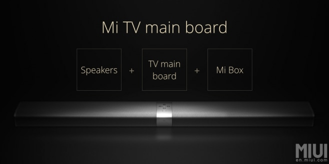 Mi TV 3 mainboard - 15