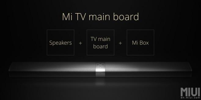 Mi TV 3 mainboard - 15