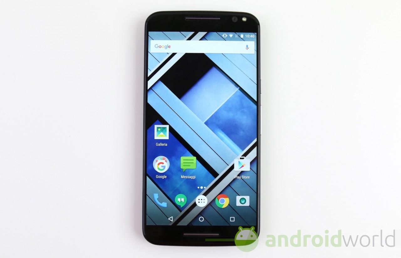 Motorola Moto X Style con Android Nougat a bordo spunta su GFXBench