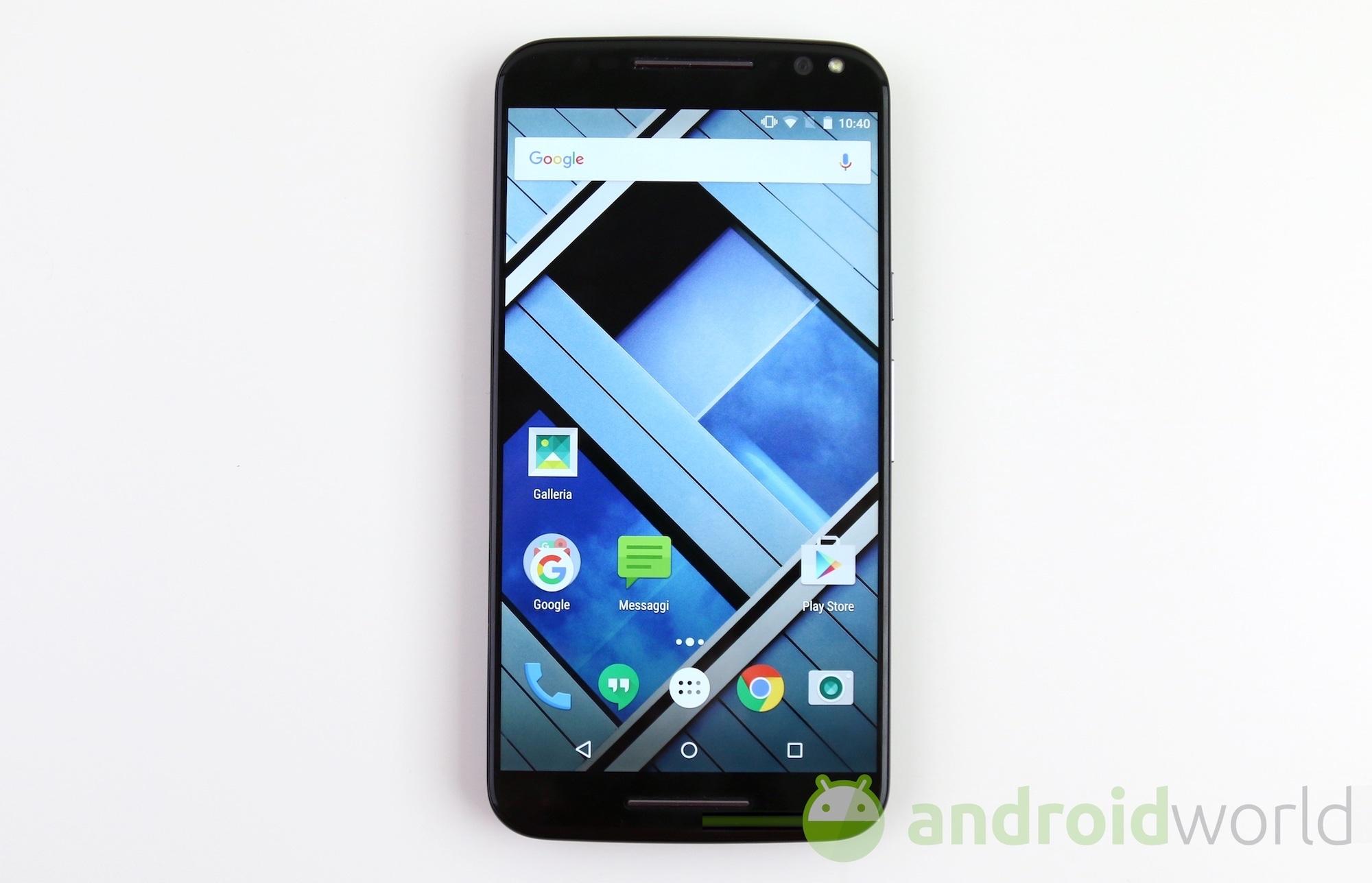 Motorola Moto X Style - 2