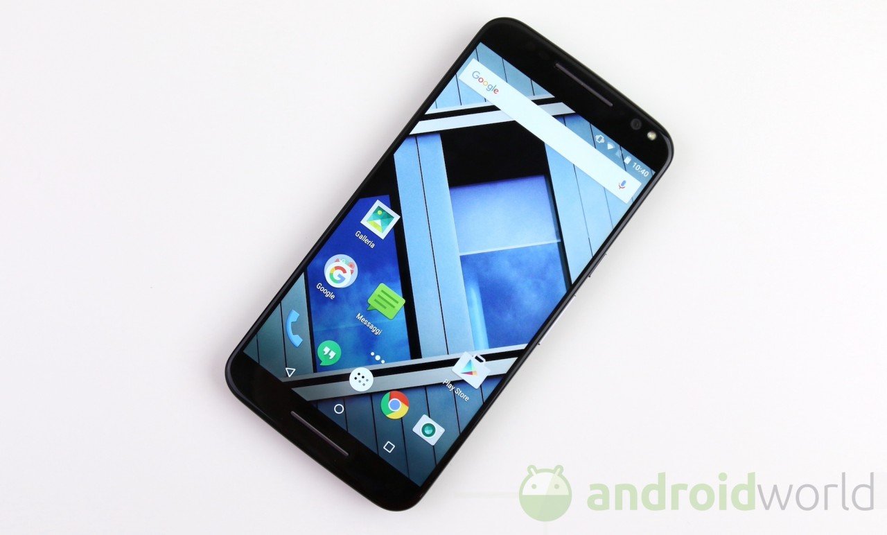 Motorola Moto X Style - 3