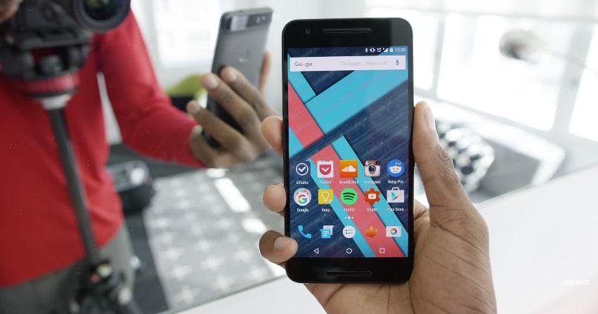 Nexus 6p mkbhd