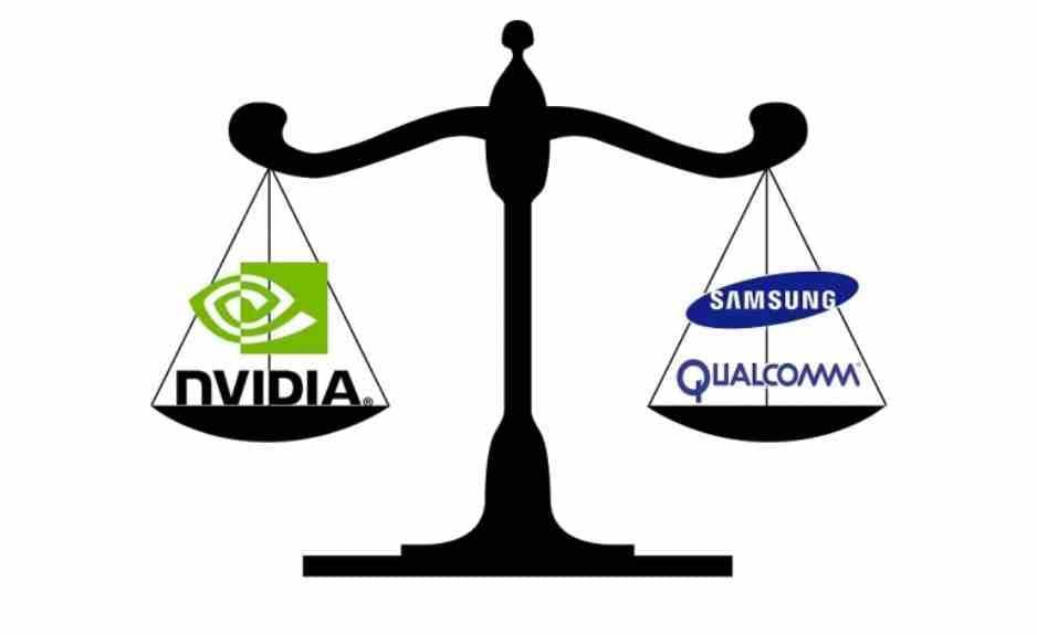 Nvidia - Samsung - Qualcomm