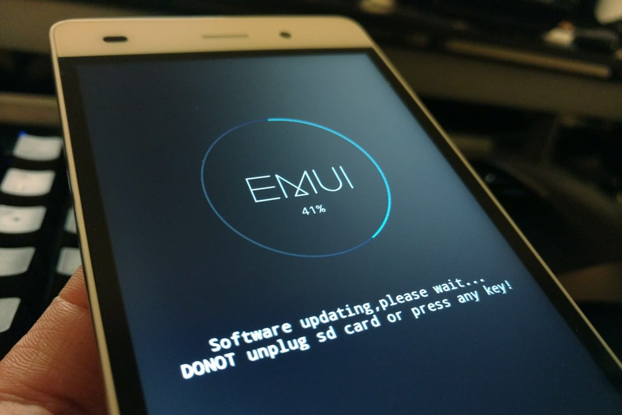P8 Lite android 5.1 USA - 4