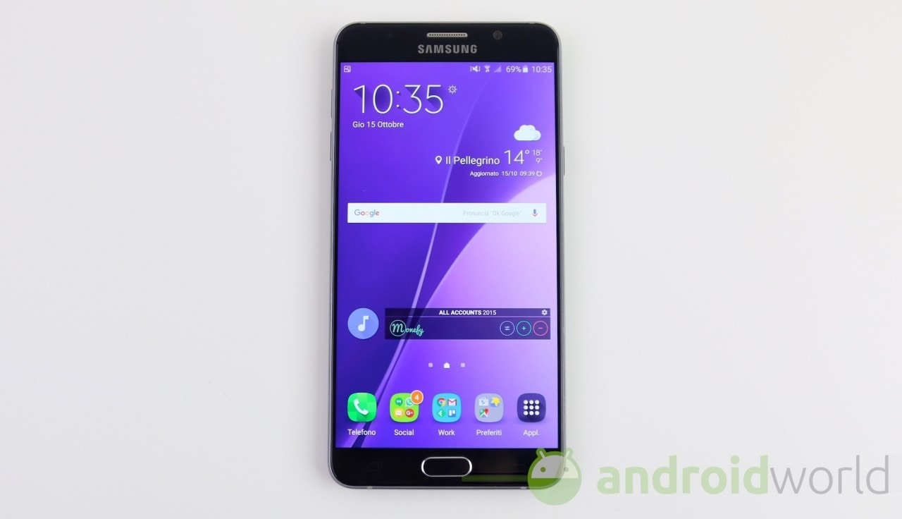 Samsung Galaxy Note 5 - 2