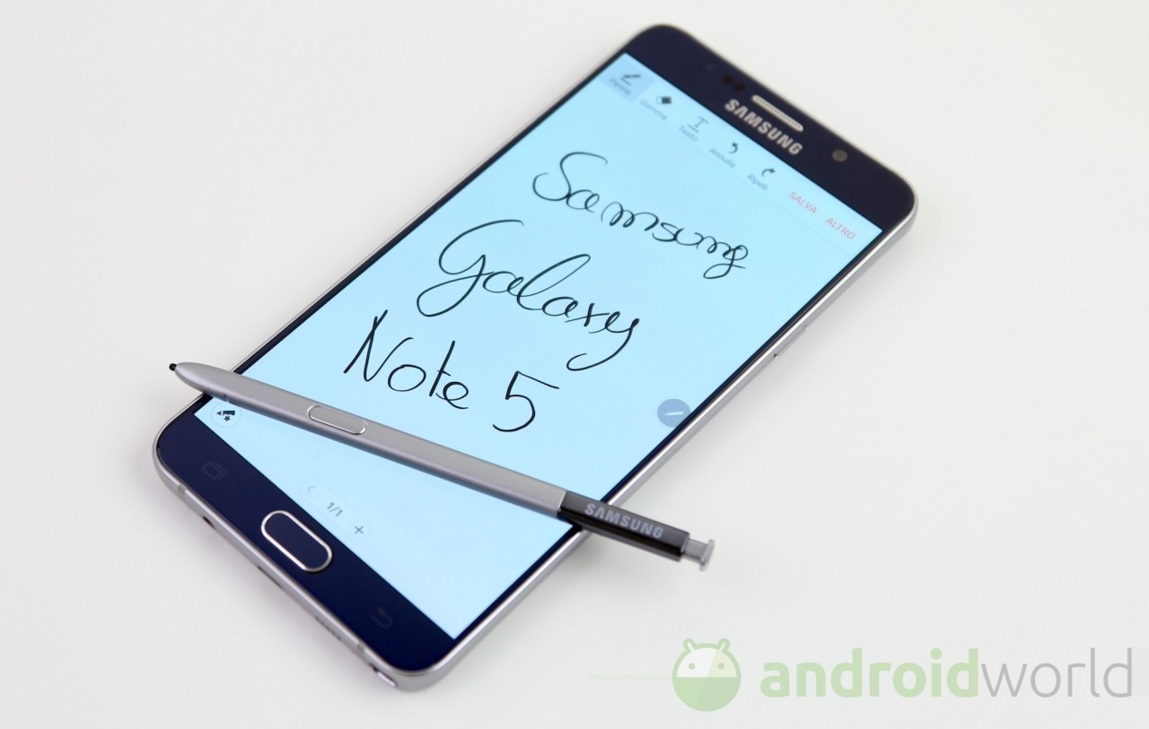 Samsung Galaxy Note 5 - 8