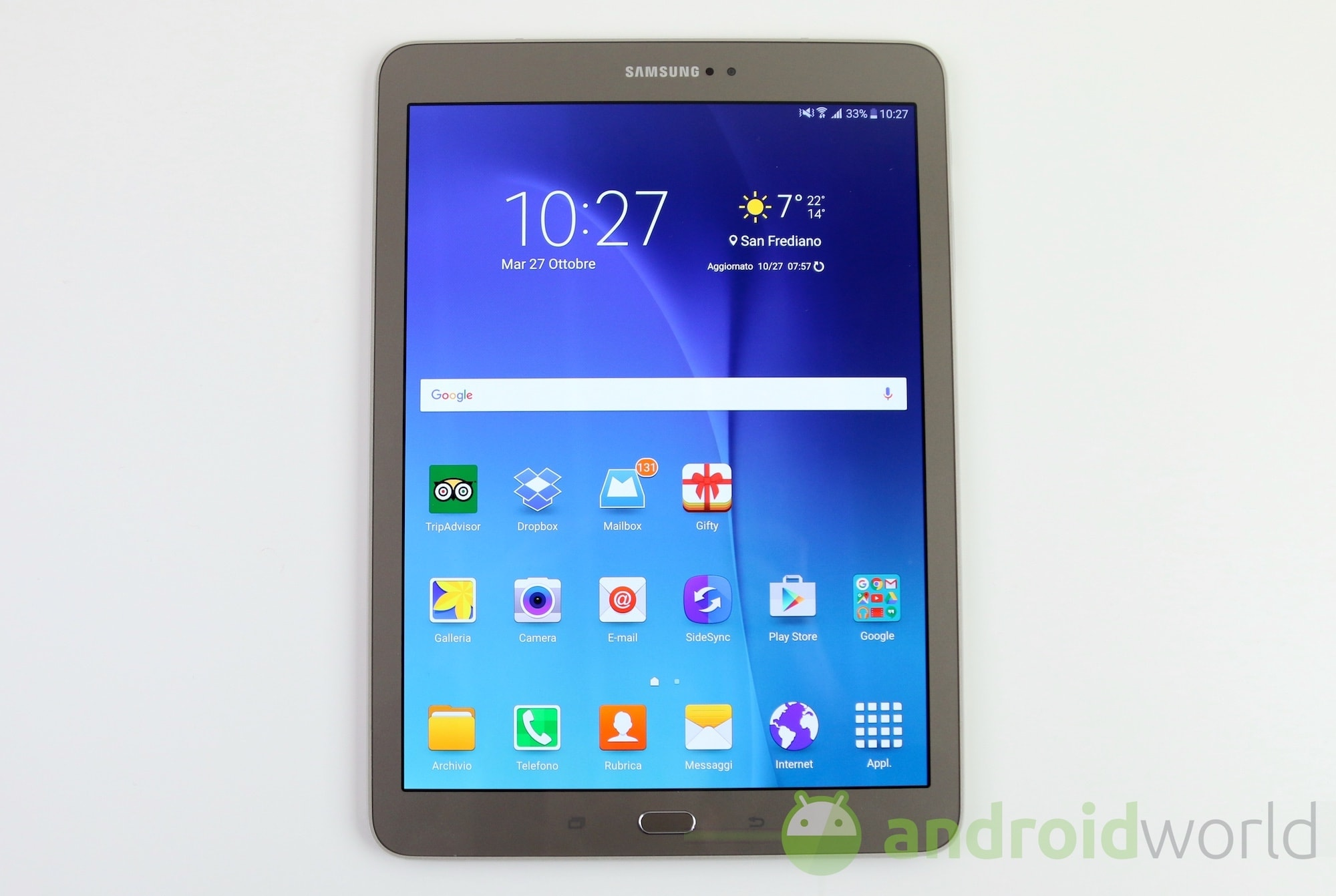 Samsung Galaxy Tab S2 9.7 – 1