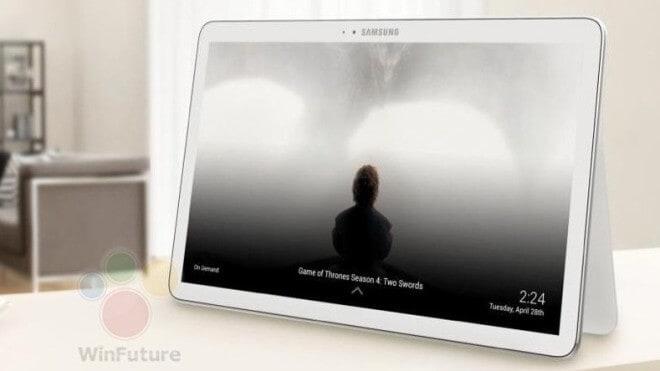 Samsung pubblica Family Square, la galleria per la famiglia (che usa smartphone Samsung e Galaxy View)