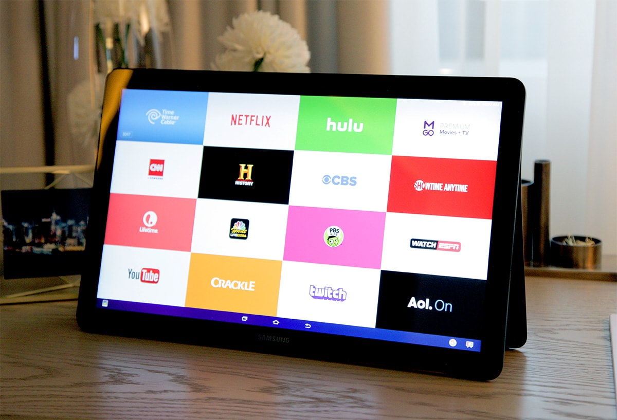 Samsung Galaxy View - hands-on