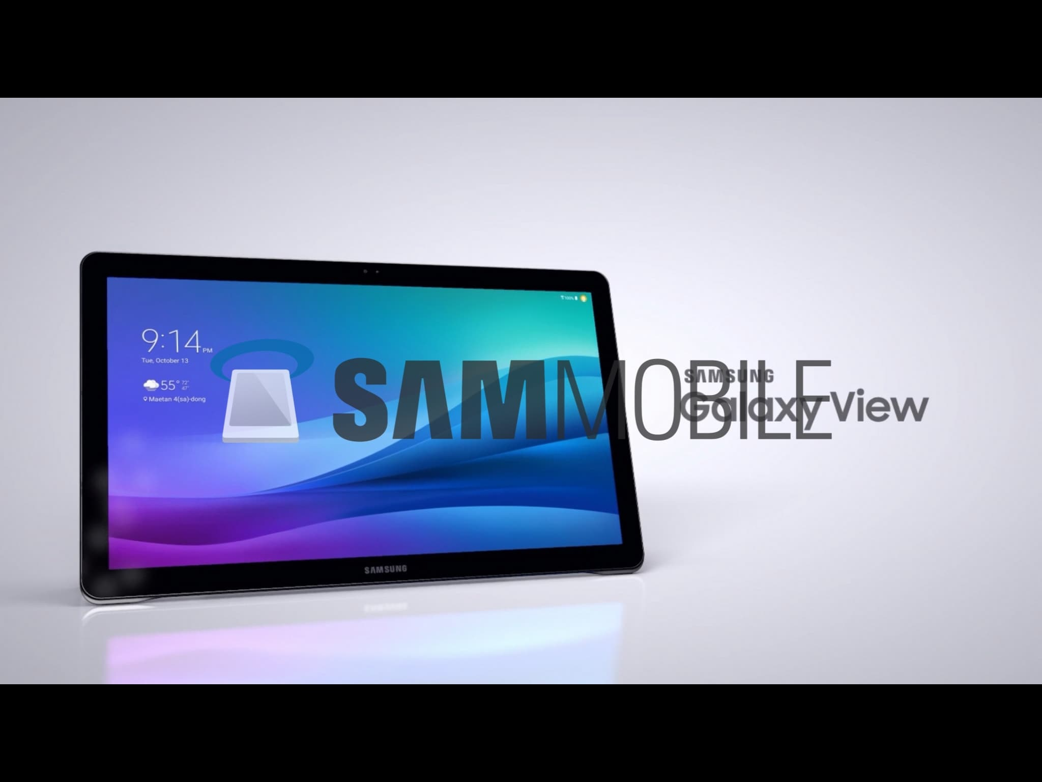 Samsung Galaxy View leaked – 5