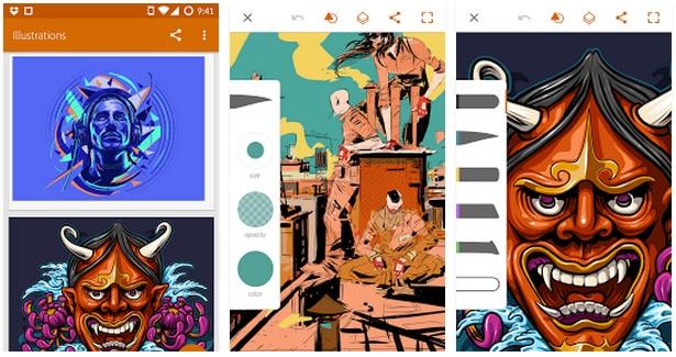 Con Adobe Illustrator Draw 2 ora potrete disegnare anche dal vostro tablet