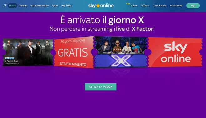 Sky-Online-Mese-gratis