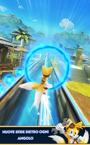 Sonic Dash 2 Sonic Boom - 1