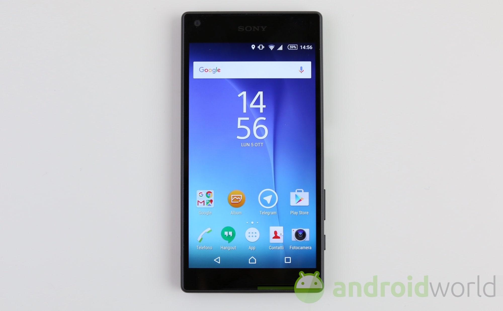 Sony Xperia Z5 Compact La Recensione Foto E Video