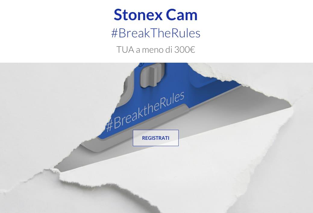 """Guardate il primo video """"in action"""" della Stonex Cam (video)"""