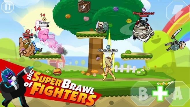 Super Boys - The Big Fight - 3