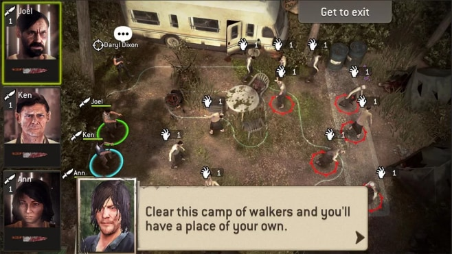 The Walking Dead No Man's Land - 4