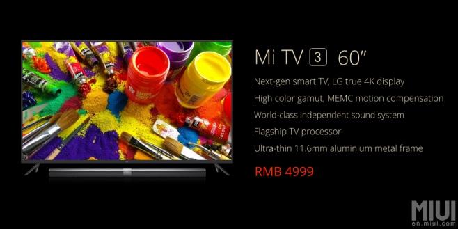 Xiaomi Mi TV 3 - 19