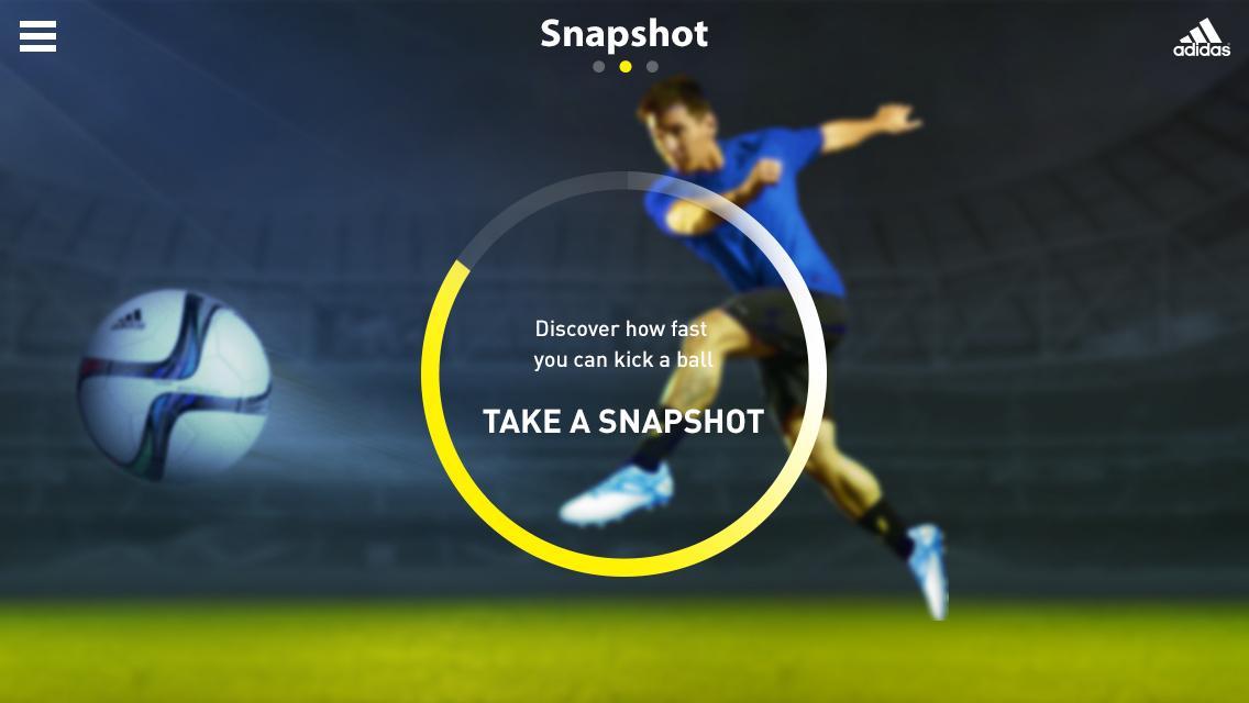 adidas snapshot head