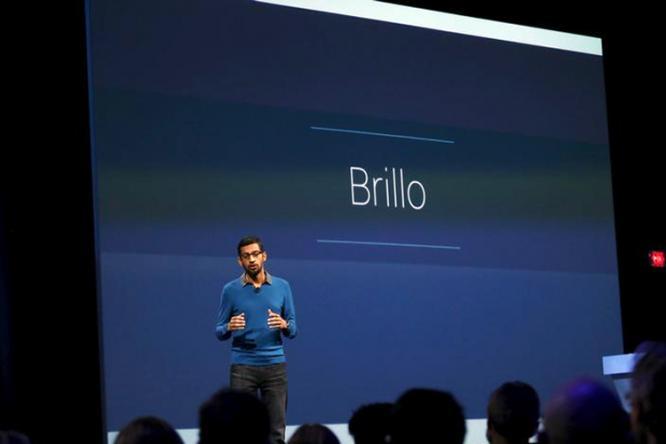 android brillo