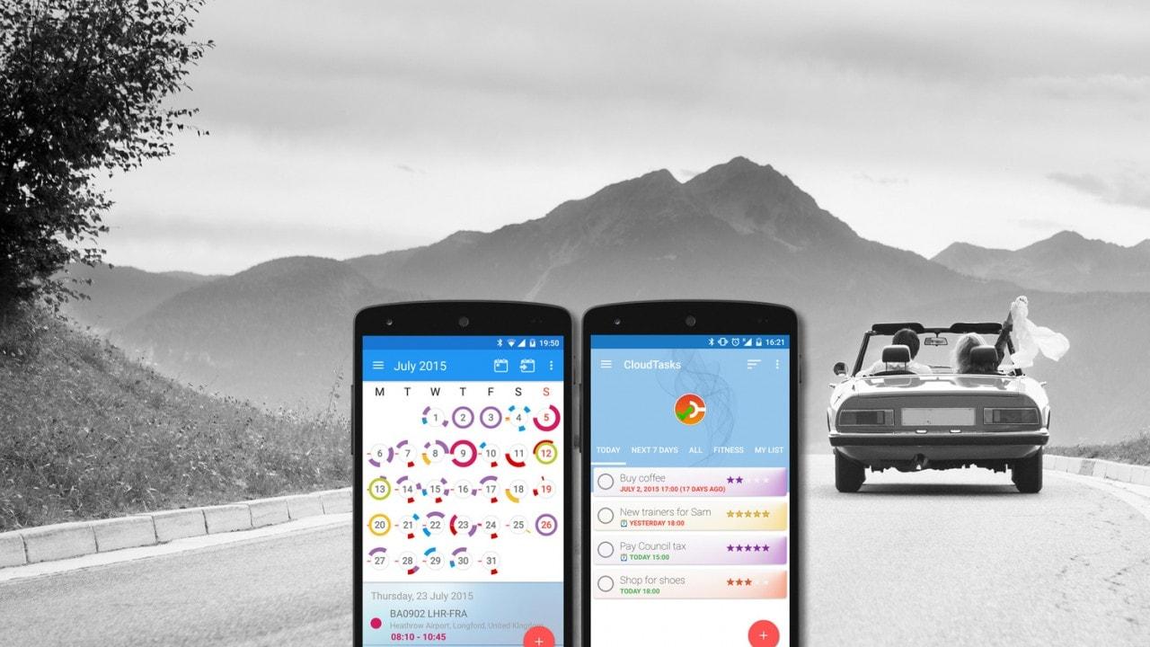 L'organizzazione del proprio tempo in due app: CloudCal e CloudTask (foto e video)