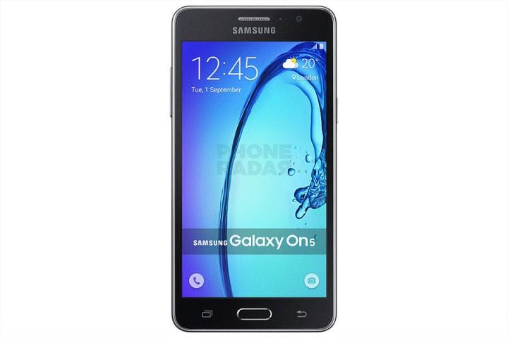 Samsung Galaxy On5 e On7 trapelano in rete (foto)