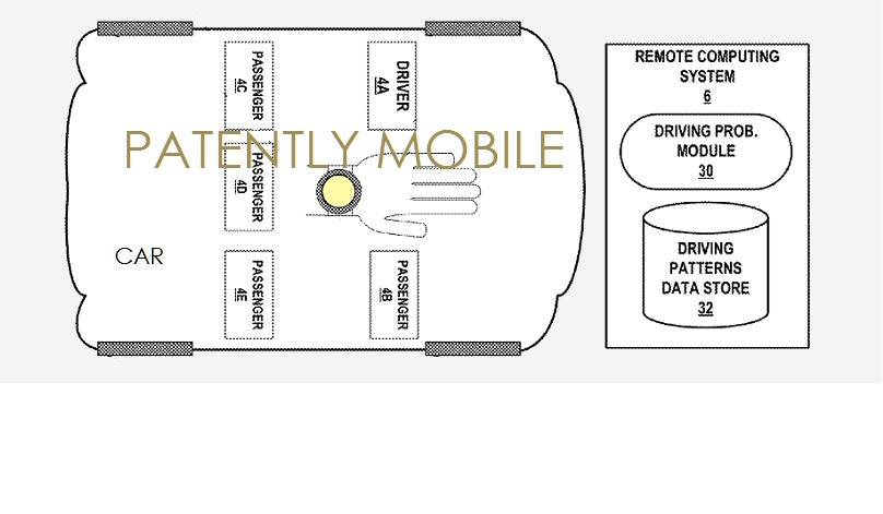 Grazie ad un nuovo brevetto, Google potrebbe migliorare la sicurezza in auto (foto)