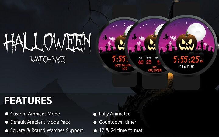 halloweenwatchface
