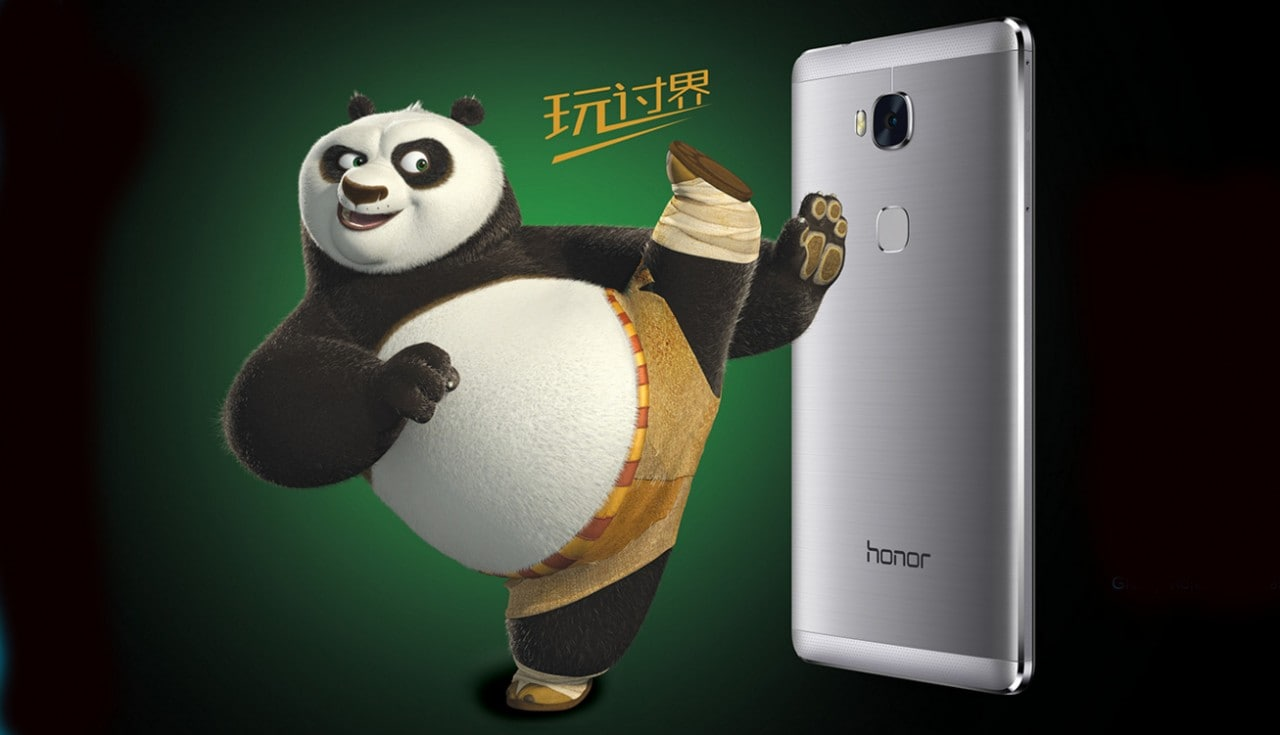honor 5X kung-fu