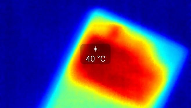 Temperatura Xperia Z5