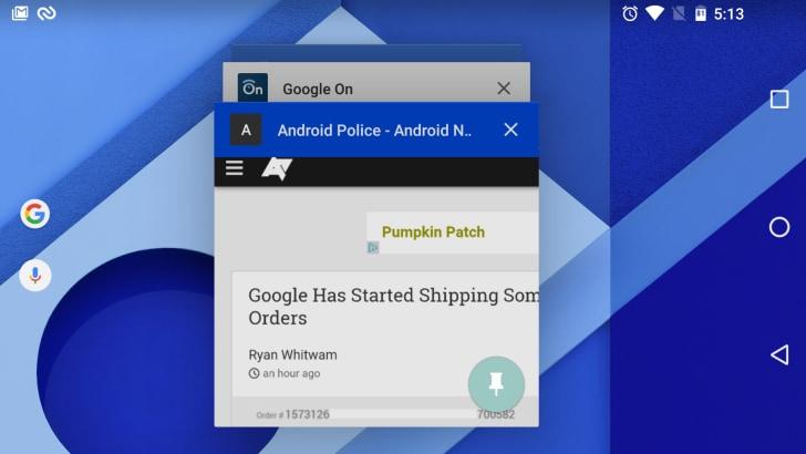 """""""Informazioni applicazione"""" è più facile da raggiungere in Android 6.0 Marshmallow (aggiornamento)"""